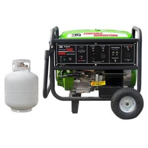 etq 6 000 watt 14 hp propane generator discontinued
