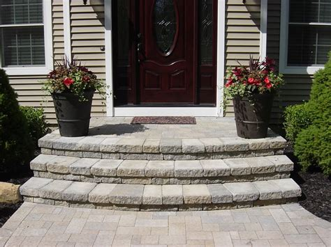 how to build steps to a front door 1000 ideas about front door steps on front