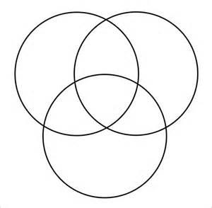 Venn Diagram Template Word by 10 Free Venn Diagram Templates Free Sle Exle
