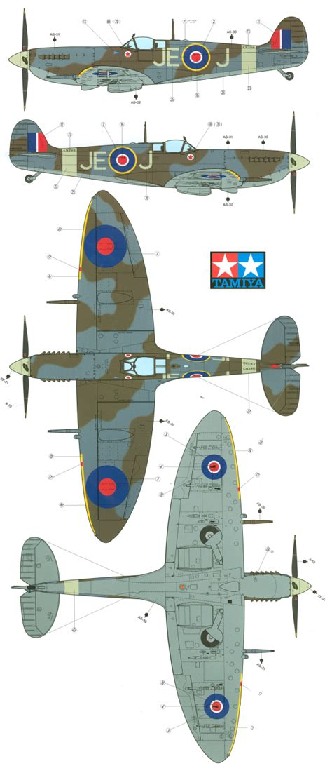 Sale Vallejo 71053 Sea Gray Model Kit Paint supermarine spitfire mk ix raf camouflage color profile