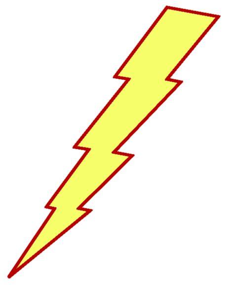 Lightning Cartoonist Lightning Bolt Clipart Best