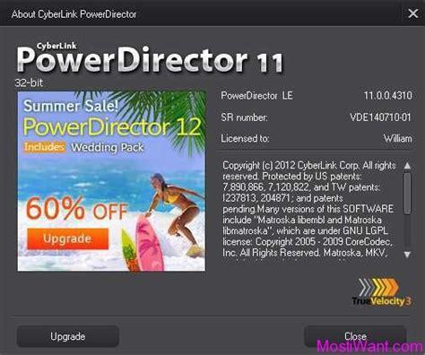 cyberlink powerdirector slideshow templates images