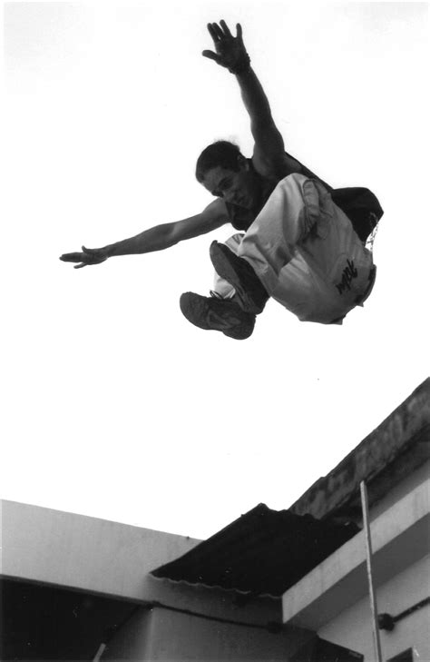 how to be better at parkour unbound kinetics exploring parkour the and