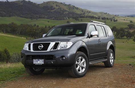 nissan 2008 pathfinder nissan pathfinder concept headed for detroit show photos