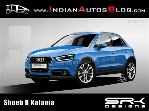 report audi q1 to 4wd will target the nissan juke
