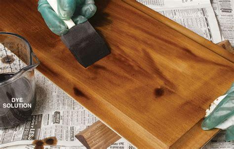 Stain Pine Wood Dark Zef Jam