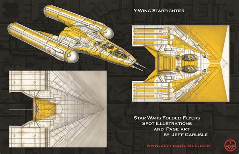 How To Make A Wars Paper Airplane - wars folded flyers y wing spot illustration and