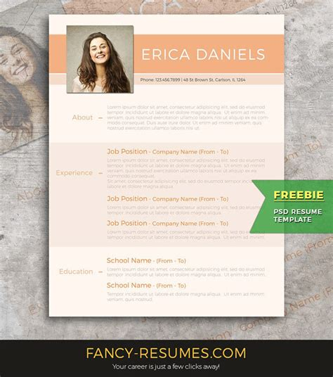 Fancy Resume Templates by Fashioned Fancy Resume Template Photos Exle