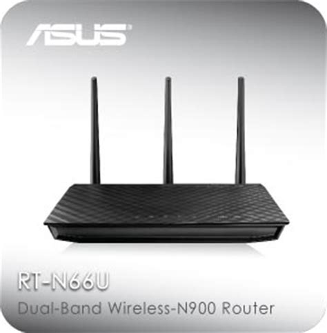 asus rt n66u dual band wireless n900 gigabit router computers accessories