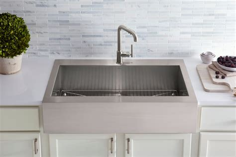 Drop In Farmhouse Kitchen Sink Sinks Extraodinary Drop In Apron Sink Kohler Drop In Apron Sink Vintage Apron Sink Farmhouse