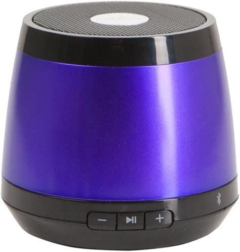 Compact Classic Bluetooth Speaker Phone Bluetrek hmdx jam classic purple mini portable wireless bluetooth speaker speakerphone ebay