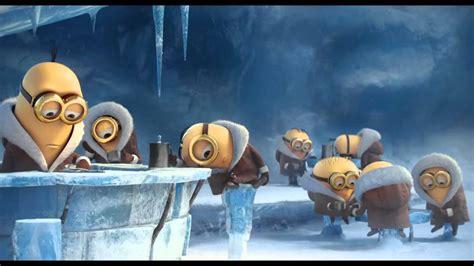 imagenes de minions nueva peli pel 237 cula minions 2015 trailer espa 241 ol latino youtube