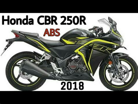 cbr bike specification honda cbr 250r 2018 bike launched cbr 250r