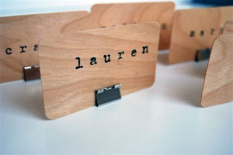 diy place cards 30 quick and easy diy place cards for your thanksgiving