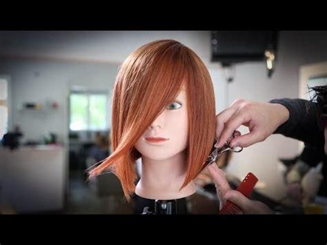 cuts by matt beck classic a line bob haircut tutorial matt beck vlog 47
