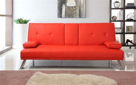 italian style sofa bed italian style luxury sofa bed with drink cup holder table