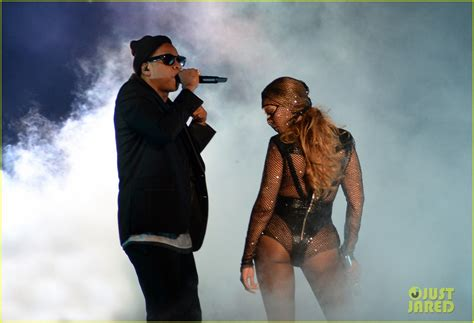 jay z beyonce black rage over whiteout at tidal full sized photo of beyonce jay z on the run tour photos
