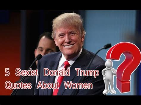 commercial woman quoting trump 6 sexist donald trump quotes about women 2016 youtube