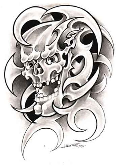 sick skull tattoo designs world of tattoos skull
