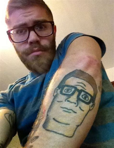 king of the hill tattoo tuesdays are for fails photos worldwideinterweb