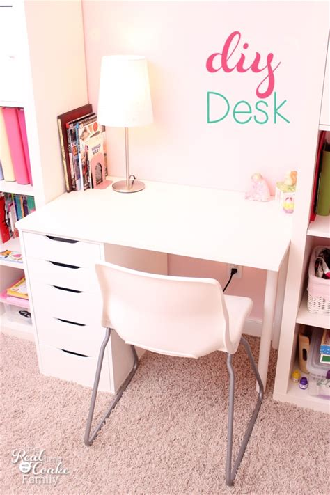 Thanksgiving Home Decorating Ideas diy desk for ikea expedit