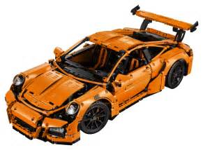 Porsche Lego Lego Unveils The Stunning 42056 Technic Porsche 911 Gt3 Rs