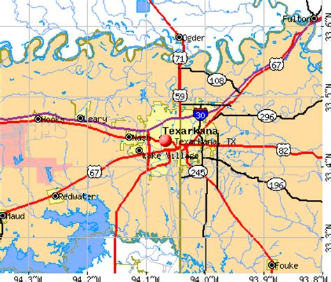 texarkana texas map opinions on texarkana texas