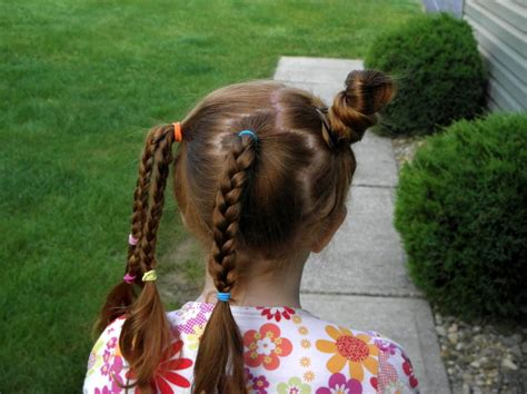 easy wacky hairstyles for school hair day at school corner hair school and hair style