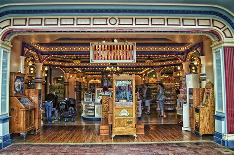 Home Decor Boutiques Online Candy Shop Main Street Disneyland 01 Photograph By Thomas
