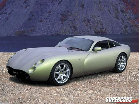 Tvr Supercar 2000 Tvr Tuscan R Concept Tvr Supercars Net