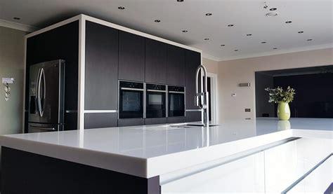 kitchen island worktops modern kitchen installation in birmingham white high