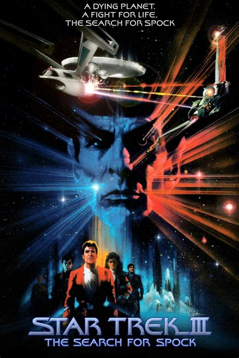 Spock Finder Trek Iii The Search For Spock En Busca De Spock
