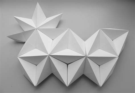 Folding Paper Designs - fold it up paper l barcelona