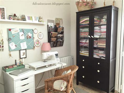 ideas para decorar mi cuarto de costura y manualidades hilos de az 250 car mi habitaci 243 n de costura craftroom o
