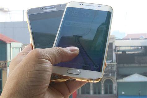 Samsung S6 Gsmarena samsung galaxy s6 s6 edge get 24k gold treatment