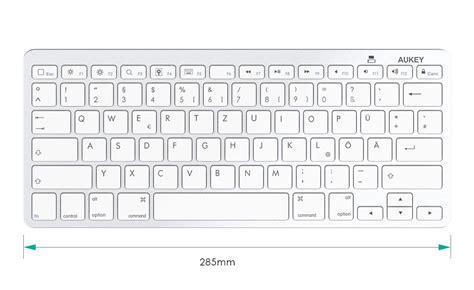 layout keyboard ios f 252 r mac und ipad deutsche bluetooth tastatur f 252 r unter 7