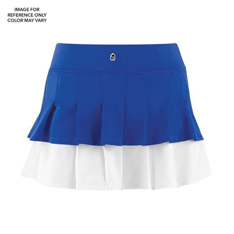 duc flirt skirt royal blue s tennis apparel