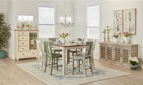 shabby chic dining room beautiful shabby chic furniture decor ideas overstock