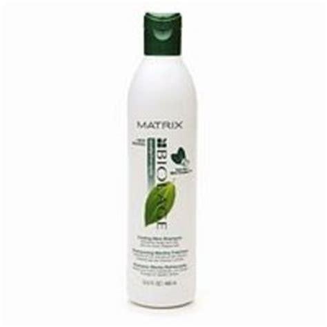 Matrix Biolage Scalptherapie Cooling Mint matrix biolage scalpth 233 rapie cooling mint shoo reviews