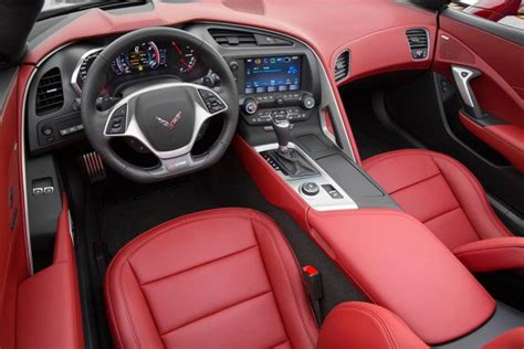 Upholstery In Nj 2018 Chevy Corvette Stingray Zr1 Specs Price And Release