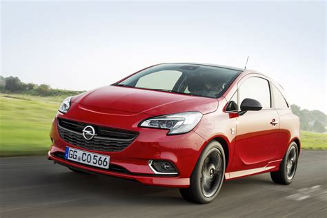 vauxhall corsa opel corsa with new 150 hp turbo engine