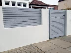 Boundary Wall Design Residential Boundary Wall Design