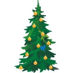 christmas tree vector art cliparts co