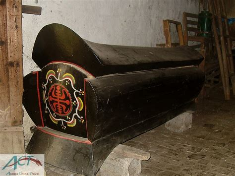 china imposes  burial policy repurposes coffins