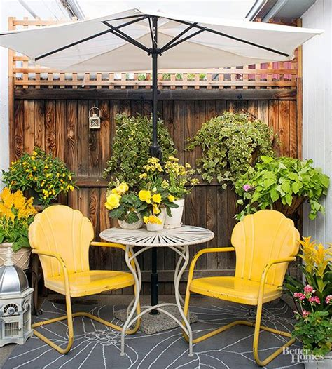 vintage outdoor living ideas small backyard landscaping