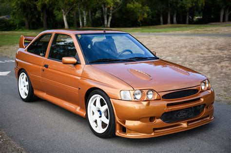 ford escorts just listed modified 1995 ford rs cosworth