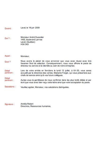 lettre d offre de service gratuit photo modele offre de service