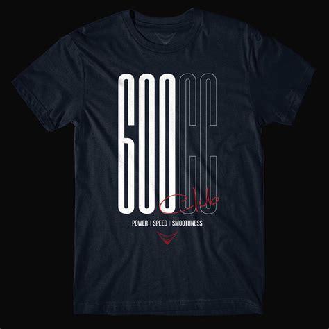 600cc club t shirt ridezza