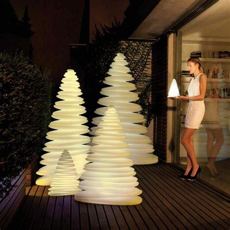 chrismy der design weinachtsbaum mit led beleuchtung