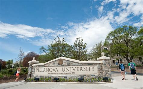 Mba Villanova Ranking by Villanova In Photos America S Top 100